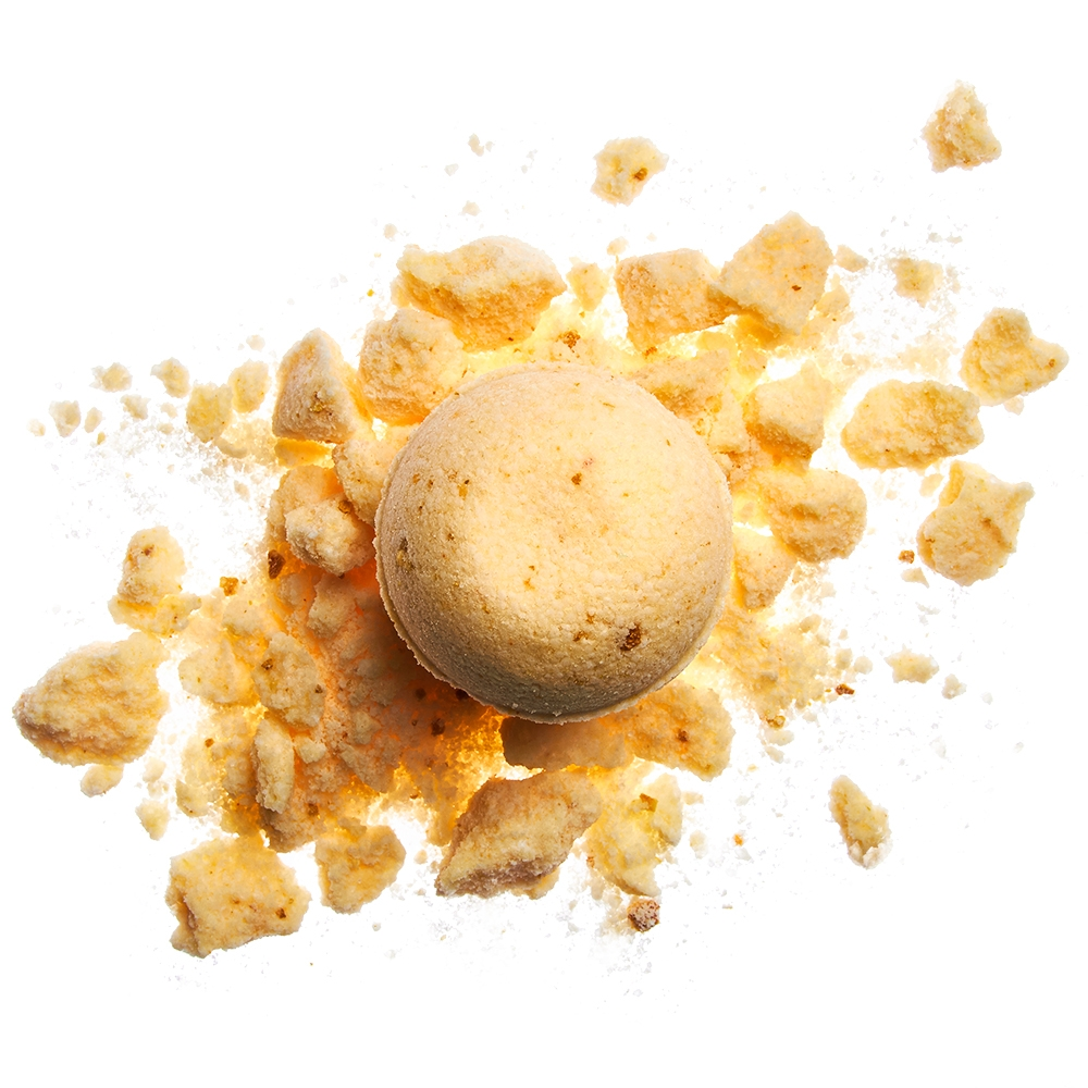 SOAPHORIA Slaďoučký med - šumivá bomba do koupele 85 g