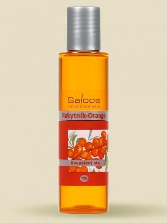 Saloos Rakytník - orange koupelový olej 125 125 ml