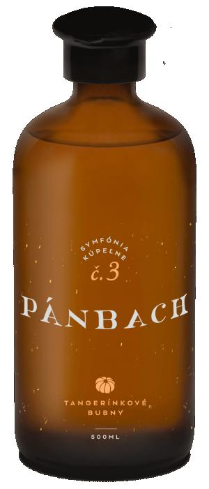 Levně PÁNBACH Prací gel - Tangarínka 500 ml
