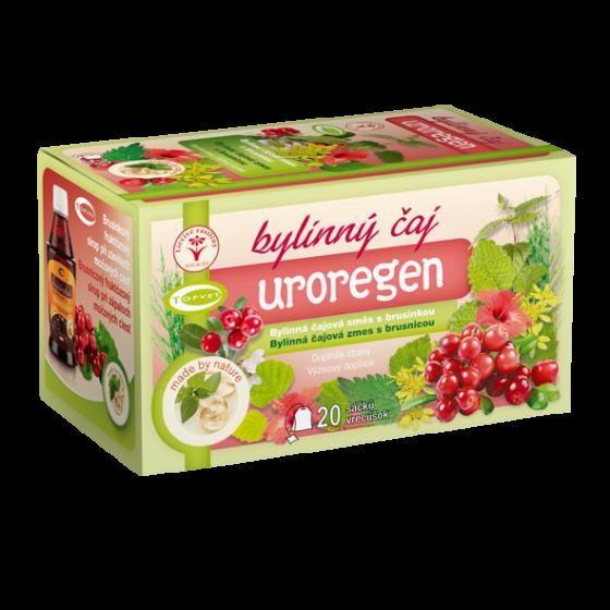TOPVET Uroregen čaj 20 x 1.5g