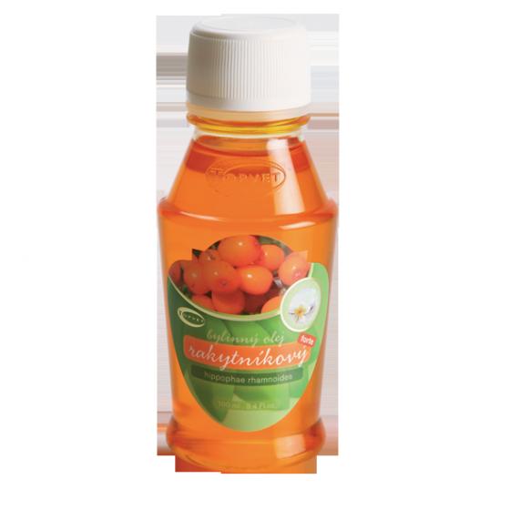 TOPVET Rakytníkový bylinný olej forte 100ml 100 ml