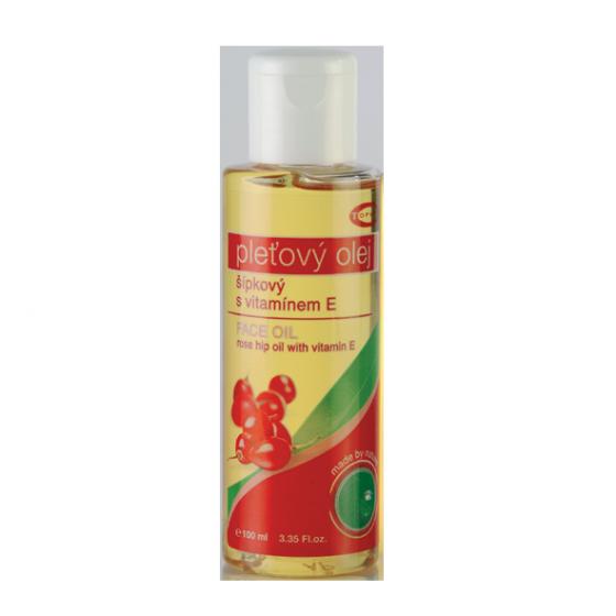 TOPVET Šípkový olej 100ml 100 ml