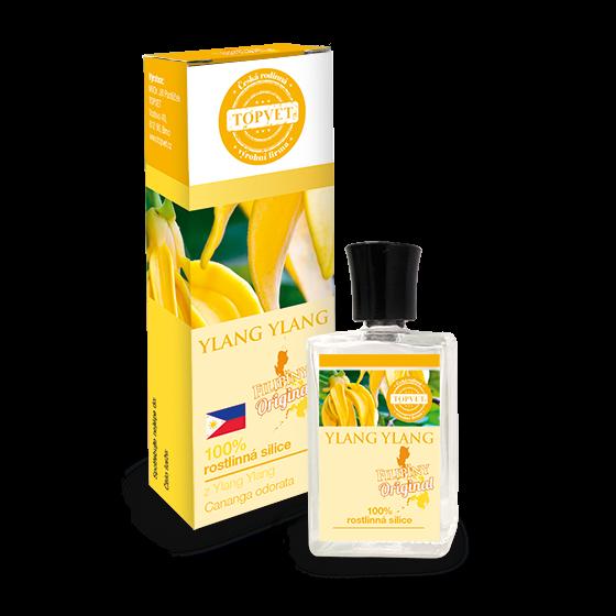 TOPVET Ylang - ylang - 100% silice 10ml 10 ml