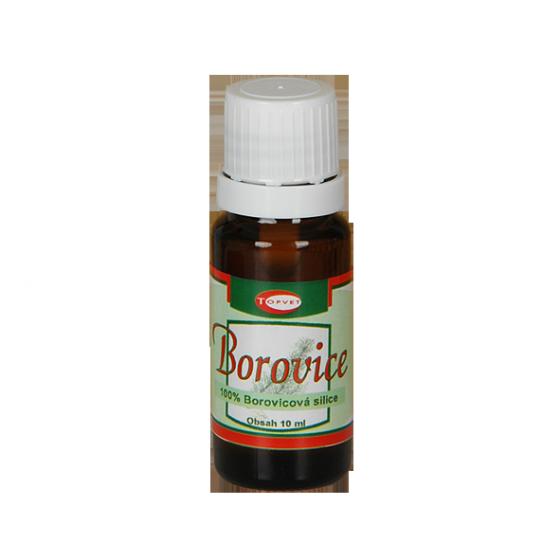 TOPVET Borovice - 100% silice 10ml 10 ml