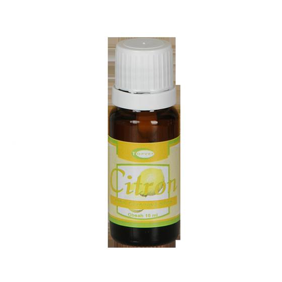 TOPVET Citron - 100% silice 10ml 10 ml