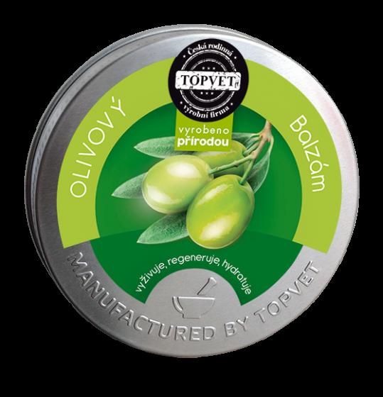 TOPVET Olivový balzám 100ml 100 ml