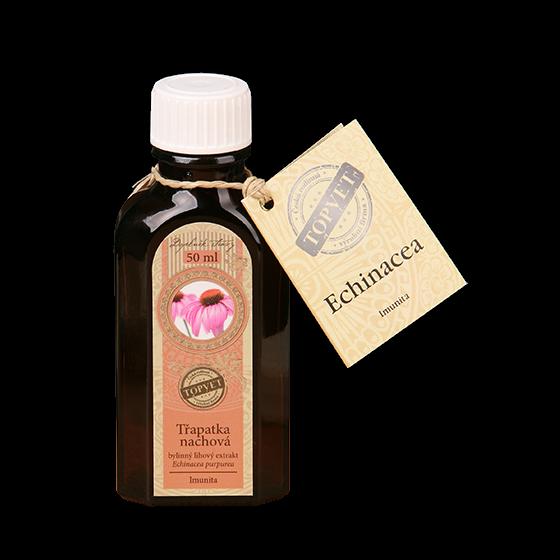 TOPVET Echinacea tinktura - kapky 50ml 50 ml