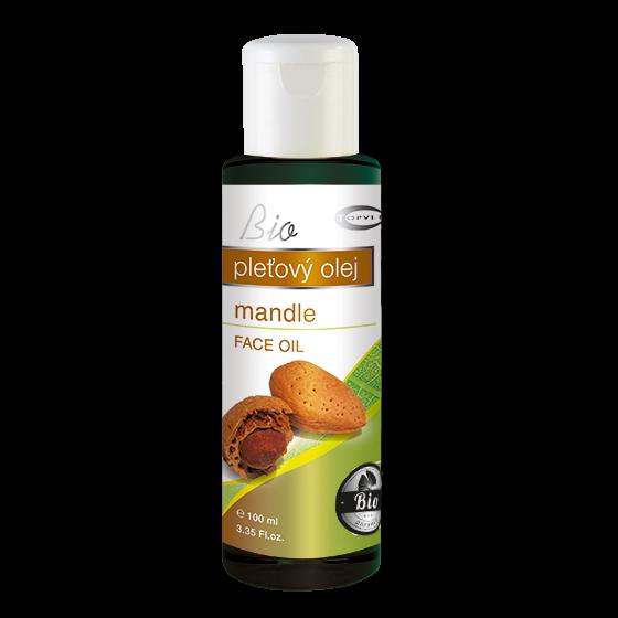 TOPVET BIO Mandlový olej 100ml 100 ml