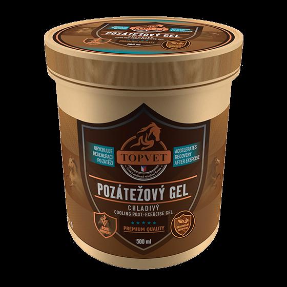 Pozátěžový gel - chladivý 500ml