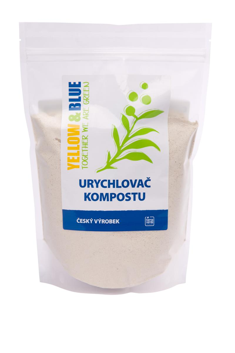 Urychlovač kompostu 1 kg (zip sáček)