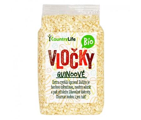 Country Life Vločky quinoové 250 g BIO 250 g