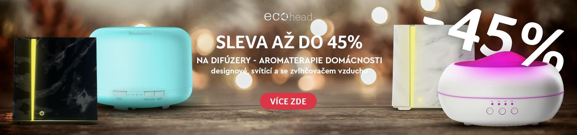 Ecohead difuzor