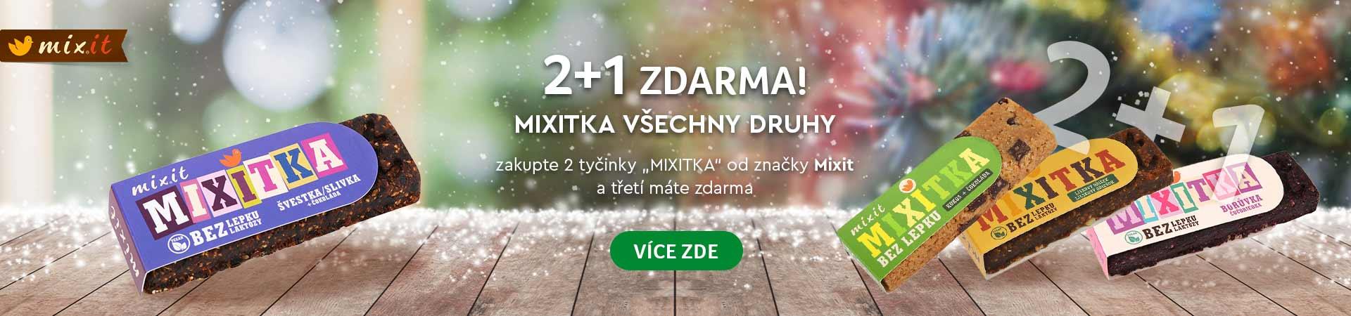 Mixitka 2+1